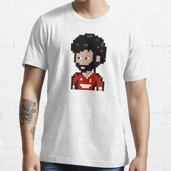 Mo Salah LFC (Pixel) Essential T-Shirt