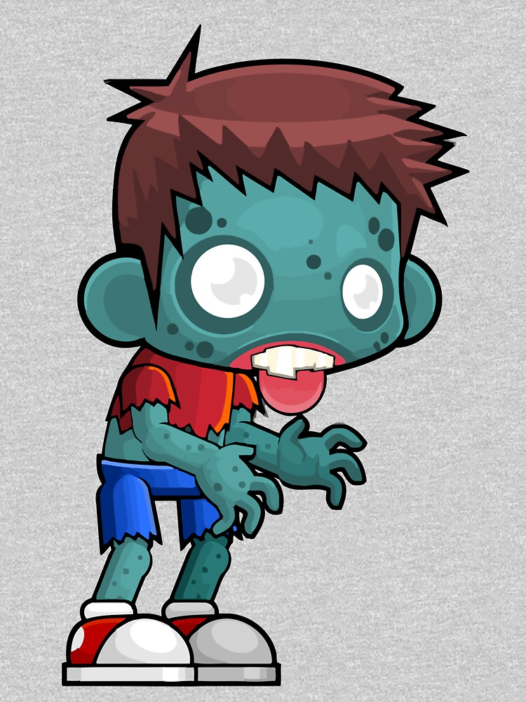 Funny Zombie Boy by pdgraphics