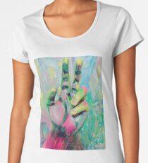 ˚ Living Art ˚ Women's Premium T-Shirt