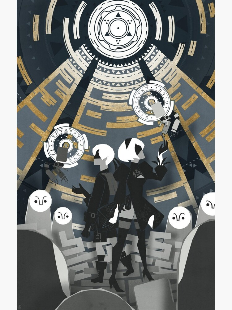 Nier: Automata by scookart