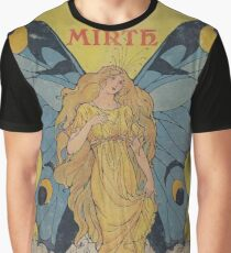 The Queen of the City of Mirth Graphic T-Shirt