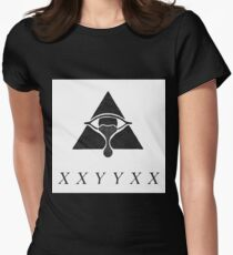 XXYYXX Women s Fitted T-Shirt bad456139