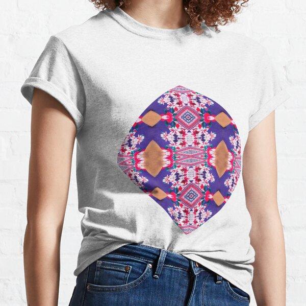 Figure, picture, illustration, structure, framework, composition, frame, texture Classic T-Shirt