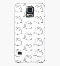 Fat Kitty Case/Skin for Samsung Galaxy