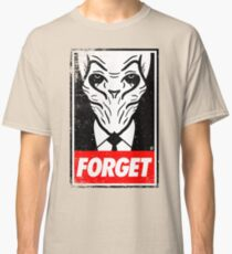 Obey The Silence Classic T-Shirt