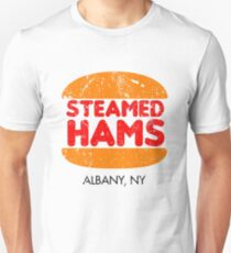 Steamed Hams Albany Unisex T-Shirt