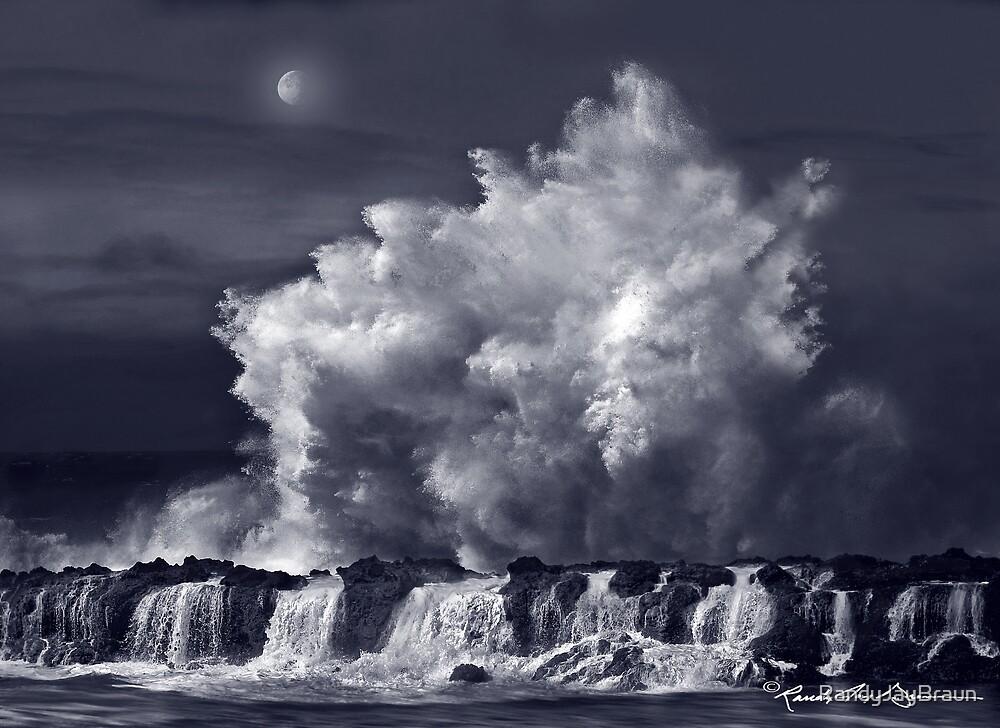 North Shore Thunder by Randy Jay Braun