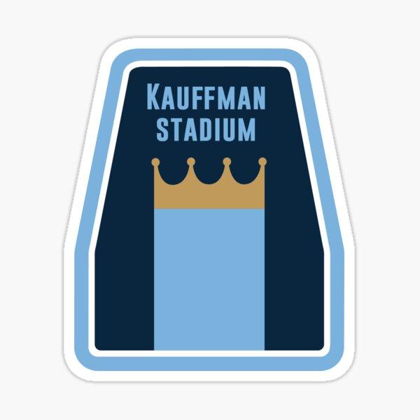Kauffman Stadium Sticker
