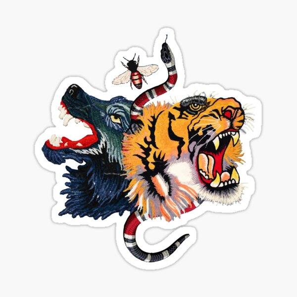 pompe Sticker
