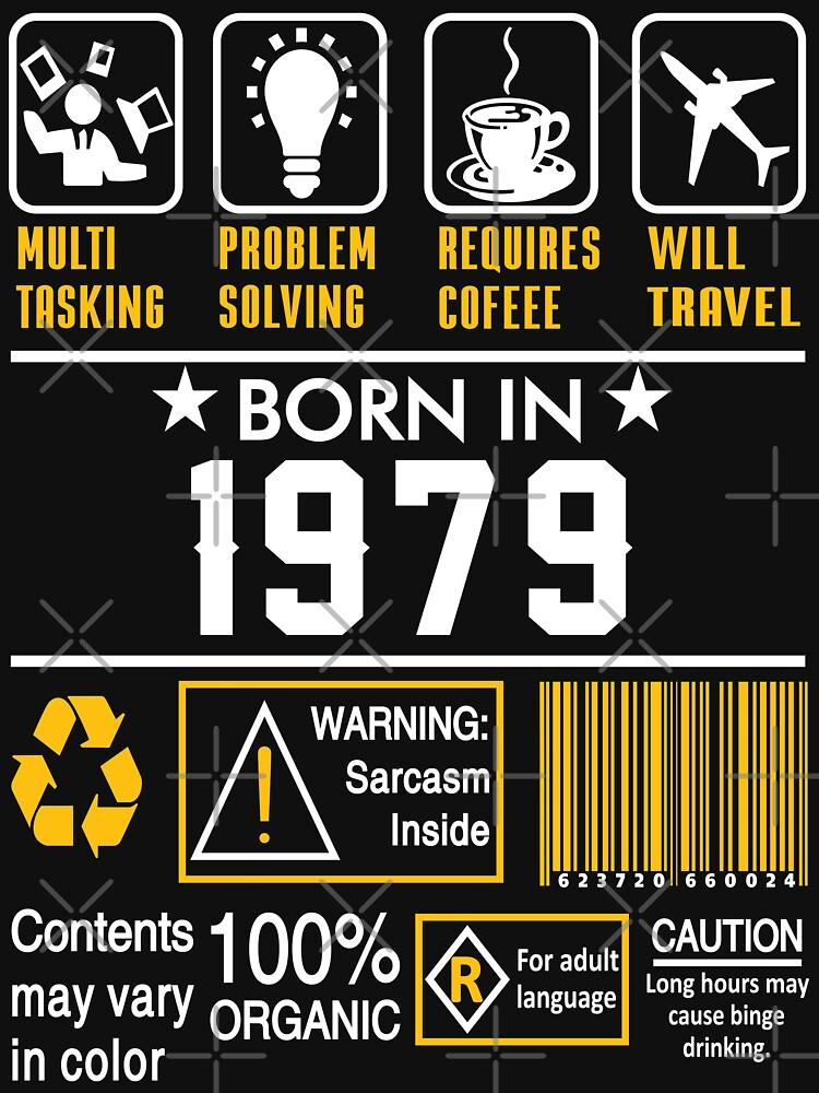 Birthday Gift Ideas - Born In 1979 by wantneedlove