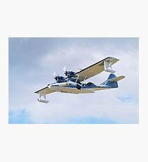 Consolidated PBY  Catalina Flying Boat Photographic Print