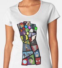 Infinity Gauntlet Women's Premium T-Shirt