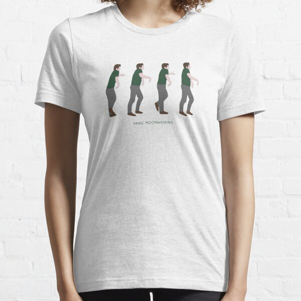 New Girl - Panic Moonwalking Essential T-Shirt