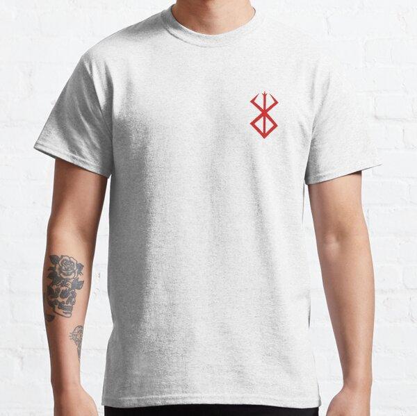 Logotipo loco Camiseta clásica