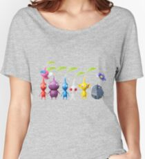 pikmin plain Women's Relaxed Fit T-Shirt