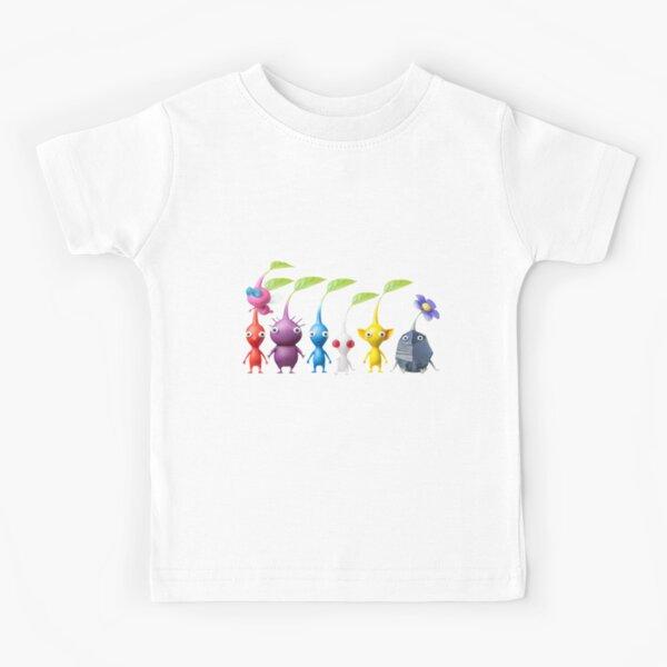 pikmin plain Kids T-Shirt