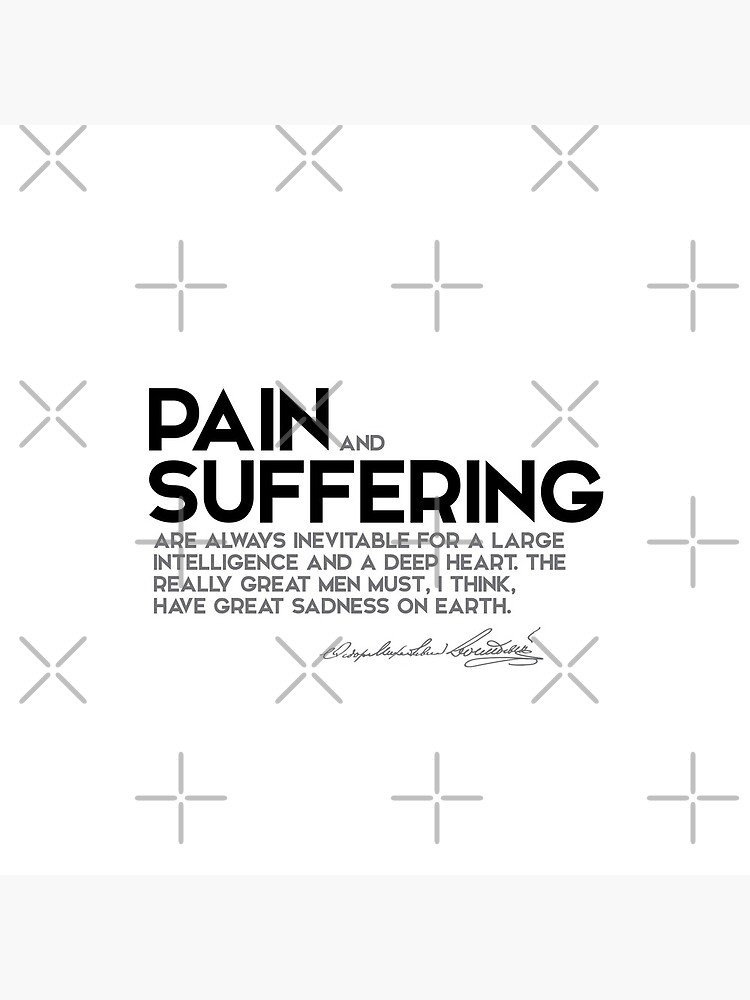 pain and suffering - fyodor dostoevsky by razvandrc