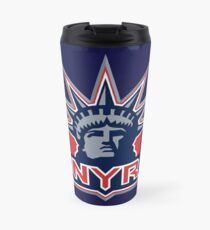 NEW YORK RANGERS HOCKEY Travel Mug