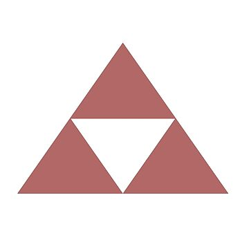 triforce opaque red by gibbiceps