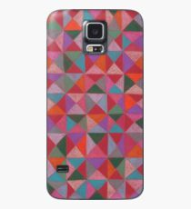 broken dishes remix Case/Skin for Samsung Galaxy