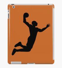 basket basketball dunk iPad Case/Skin