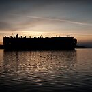Car Ship - Empty Belly by toby snelgrove  IPA