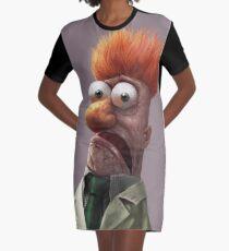 Beaker Graphic T-Shirt Dress