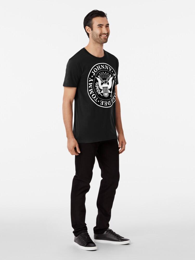 Alternate view of The Ramones Premium T-Shirt
