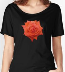 ORANGE_00165_SQ5K Women's Relaxed Fit T-Shirt