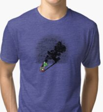 Becoming a Legend - Yoshi Tri-blend T-Shirt