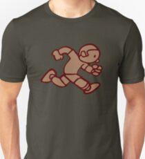 cartoon run running jogging man T-Shirt