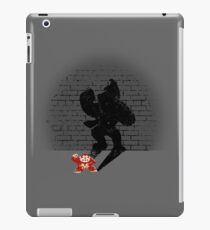 Becoming a Legend- Donkey Kong iPad Case/Skin