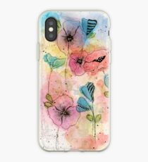 Wild Garden iPhone Case