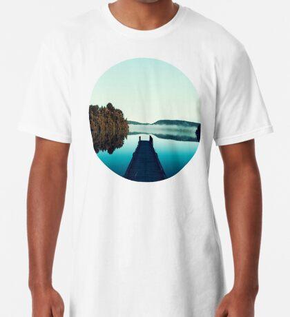 Düsteres Dock Longshirt