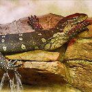 Reptillan Gothic  by ArtbyDigman