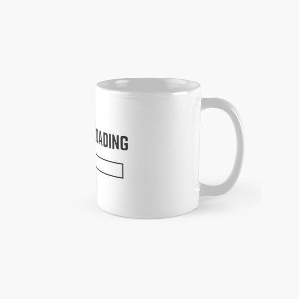 Dad Joke Loading Classic Mug