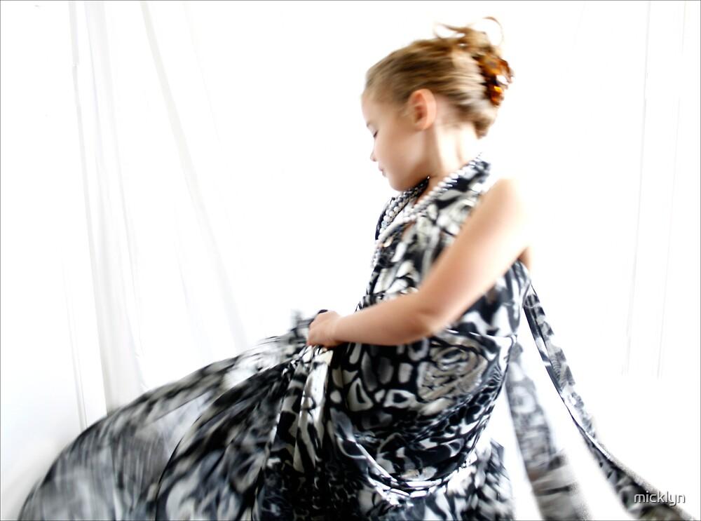 Beautiful Grace by micklyn