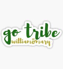 wm go tribe Sticker
