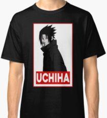 Uchiha Logo Classic T-Shirt