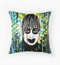 Leigh Bowery Merchandise Collection by Dusty O Throw Pillow