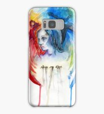 Give Me Love - Watercolor Samsung Galaxy Case/Skin