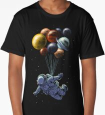 Space Travel Long T-Shirt