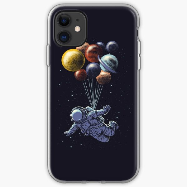 Space Travel iPhone Soft Case