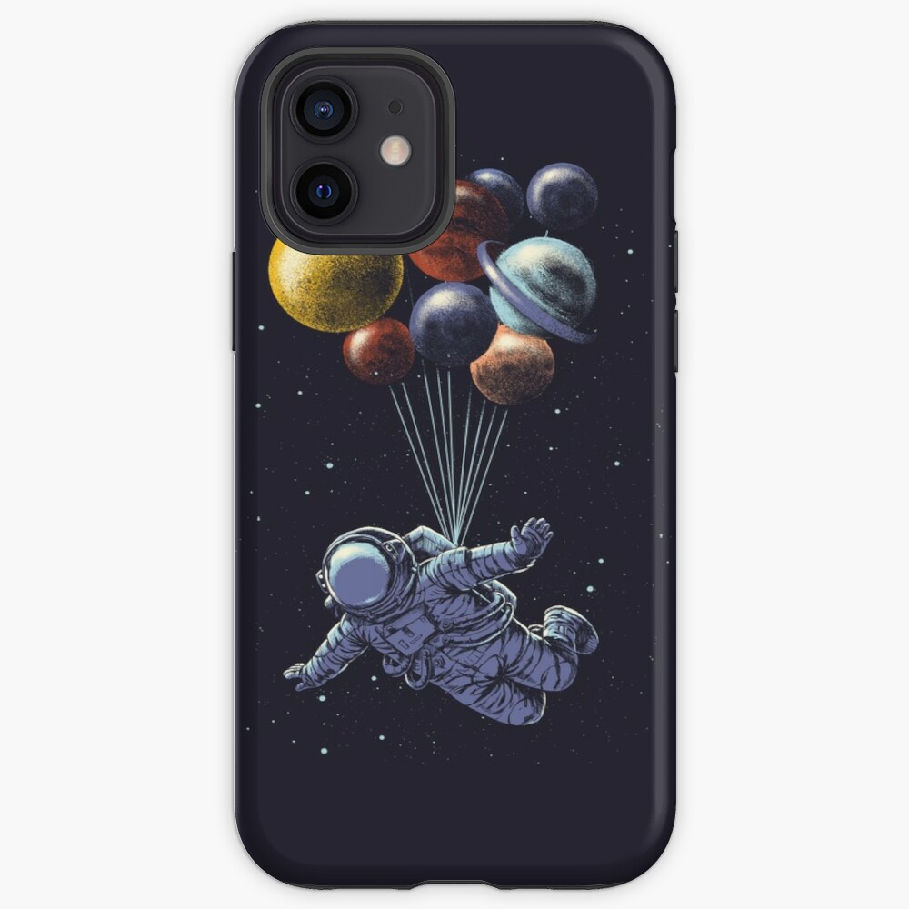 Space Travel iPhone Case & Cover