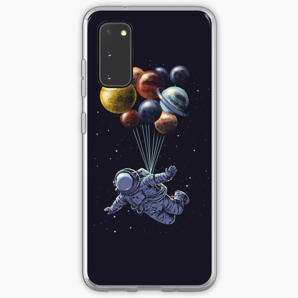Space Travel Case & Skin for Samsung Galaxy