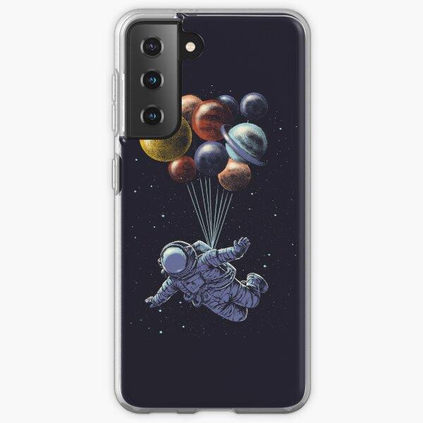 Space Travel Samsung Galaxy Soft Case