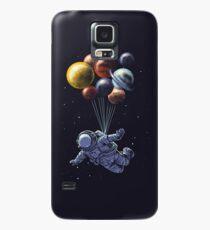 Raumfahrt Hülle & Klebefolie für Samsung Galaxy