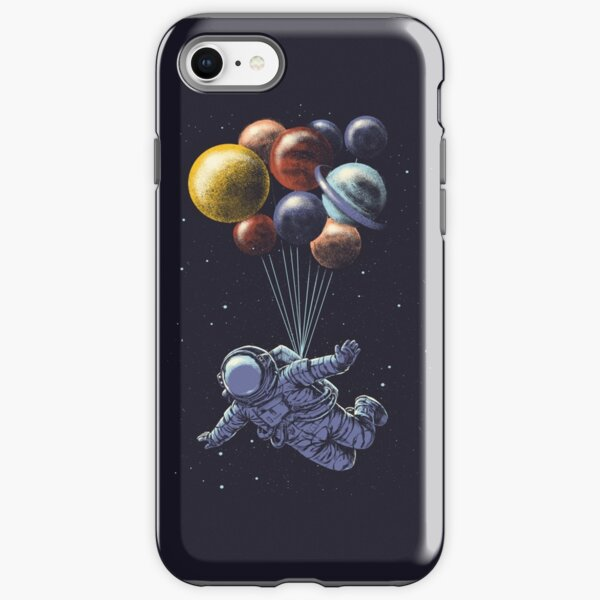 Space Travel iPhone Tough Case