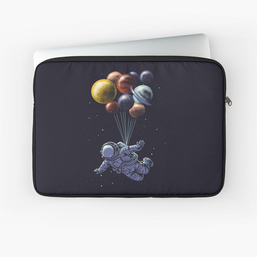 Space Travel Laptop Sleeve