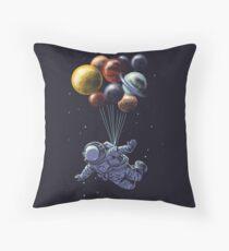 Space Travel Floor Pillow